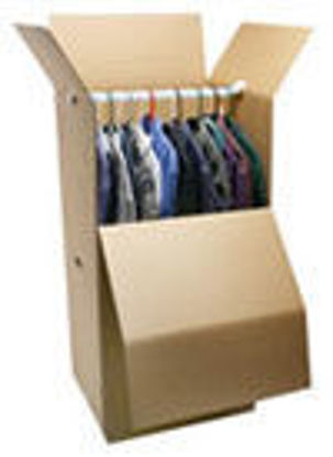 Picture of Extra Large Wardrobe Box