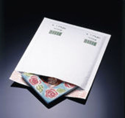 Picture of Jiffylite Bubble Mailers-#0 - WHITE - 6 X 10