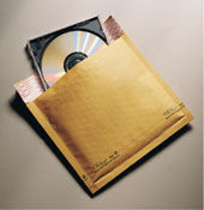 "Picture of Kraft Jiffylite Bubble Mailers-#1  7 1/4 X 12""  100 Mailers"