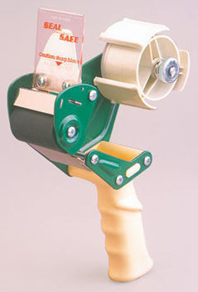 """Picture of 2"""" Seal Safe Tape Gun w/Adjustable Brake and Retractable Cutting Blade"""