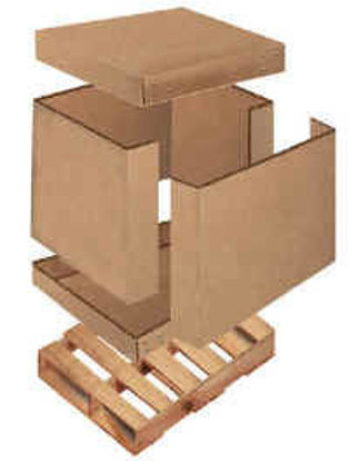 Picture of CRATE 58X41X45 W/CERTIFIED PALLET