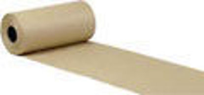 """Picture of Recycled Kraft Paper Rolls - 18"""" x 1150' ; 40 lbs Basis Weight"""