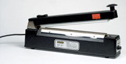 Picture of Table Top Impulse Sealer w/Bag Cutter - 8""