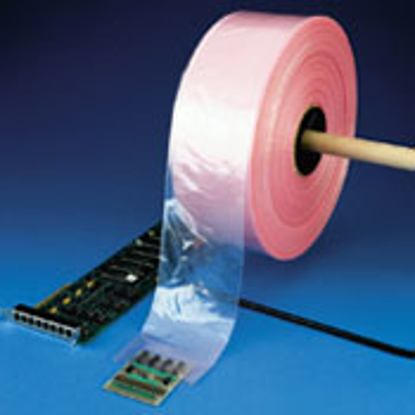 """Picture of Poly Tubing Anti-Static 2 Mil 4"""" X 2150'"""