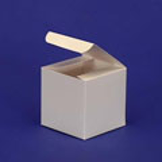 """Picture of White Alligator Gift Boxes - 14 x 6 x 6"""""""